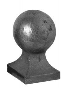 μπάλα κοιλοδοκού νέου τύπου με υποδοχή από 30Χ30ΜΜ έως 100Χ100ΜΜ