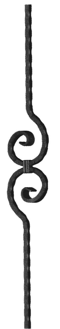 Στοιχείο από στρόγγυλο σίδερο Φ14ΜΜ.