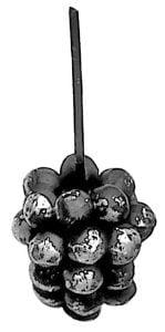 σταφύλι με μπίλιες σιδήρου